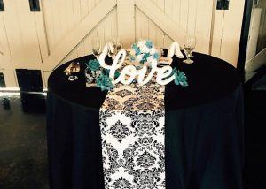 Delete Black and Teal  wedding (31)